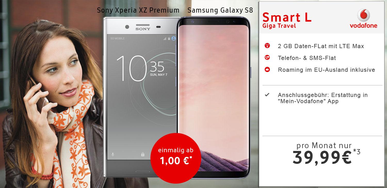 Vodafone Smart L mit Top Smartphone