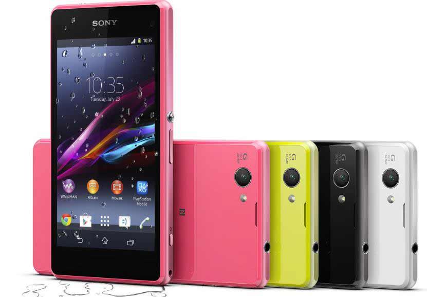 Sony Z 5 Mit Vertrag