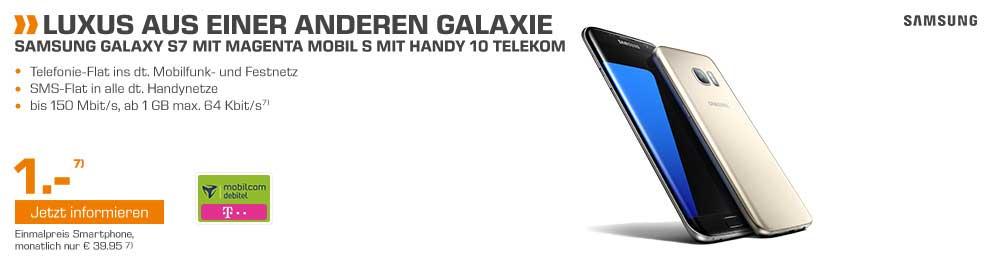 Samsung Galaxy S7 Mit Vertrag Telekom Handyeinsde