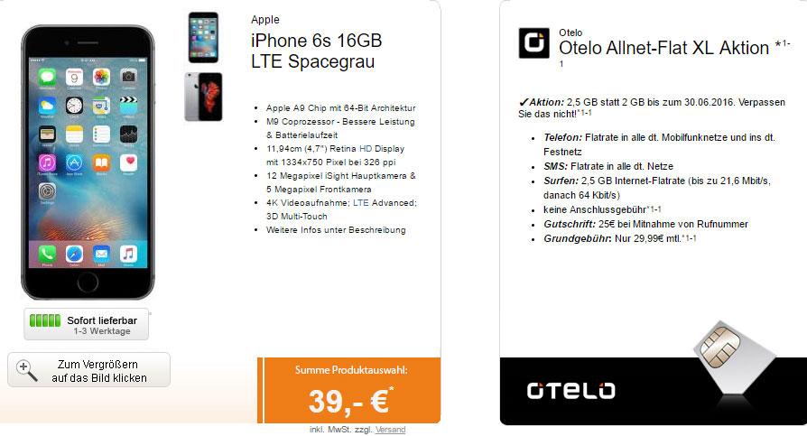Iphone  Mit Otelo
