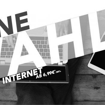 Mobiles Internet – LTE Internet Flat
