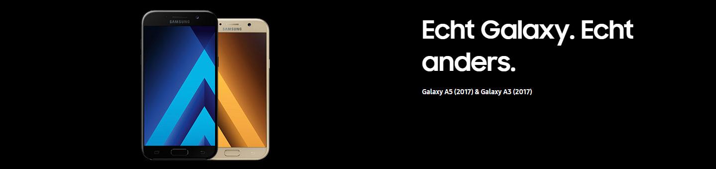 samsung galaxy a5 2017 kaufen g nstig mit und ohne. Black Bedroom Furniture Sets. Home Design Ideas