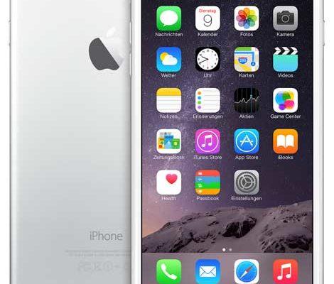apple iphone 6 plus g nstig mit und ohne vertrag. Black Bedroom Furniture Sets. Home Design Ideas