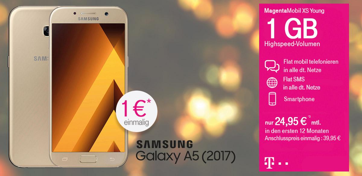Magenta Mobil XS Galaxy A5